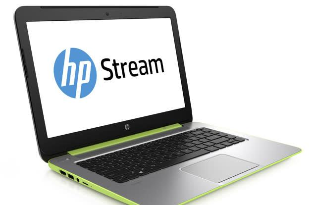 HP's Chromebook-like 'Stream' laptop is real, but not as cheap as we thought