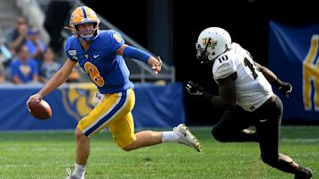 'Pitt Special' trick play stuns No. 15 UCF