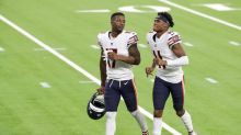 What positions does Ryan Pace draft the most and the least?