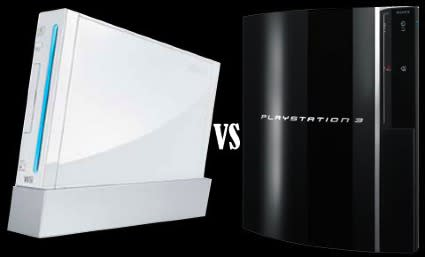 Wii Warm Up: Wii vs. PS3