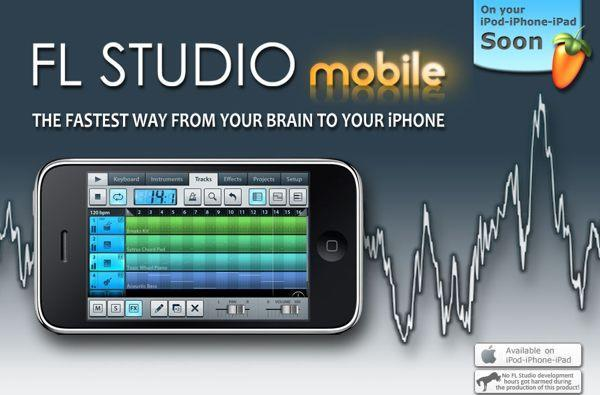 FL Studio coming to iOS (unicorns, leprechauns, phat beats to follow)