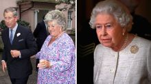 Heartbreak for the Queen after cousin Lady Mary Colman dies