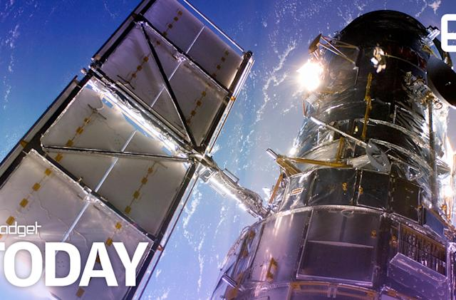 NASA fixes Hubble gyroscope by turning it off and on again
