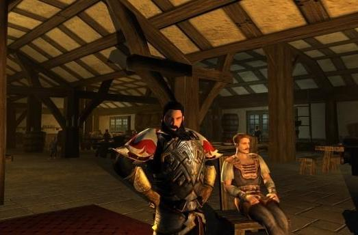 LotRO's radiance to be run over by a train and other future tidbits revealed