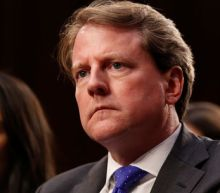 U.S. Justice Department : ex-White House counsel McGahn has 'immunity from testifying'