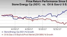 Stone Energy (SGY) Swings to Profit in Q2, Revenues Fall Y/Y