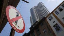 Sensex Hits Three-Week Low As Bank Shares Slide