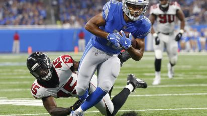 Game-winning Lions TD wiped away by replay
