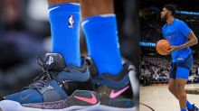 NBA star Paul George teams up with PlayStation for his new Nike signature shoe