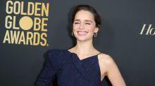 GoT-Star Emilia Clarke trifft Fußball-Legende