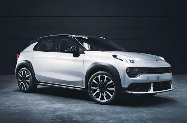 Lynk & Co's shareable cars launch outside of China in 2020