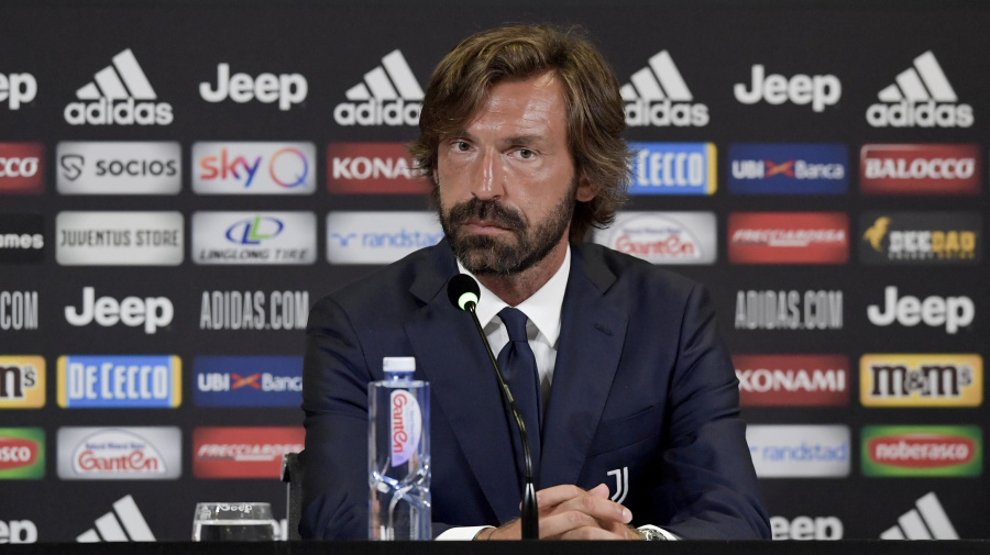 Why Juventus is trusting a novice coach