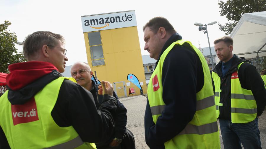 """Arbeitsniederlegung am """"Amazon Prime Day"""": Diese Streiks haben Geschichte geschrieben"""