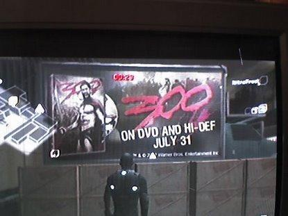 Splinter Cell fans have urge to buy 300