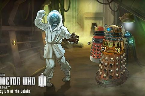 Doctor Who: Legacy update may be difficult to Master