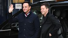 Ant reveals Dec's anger over his drink-driving arrest