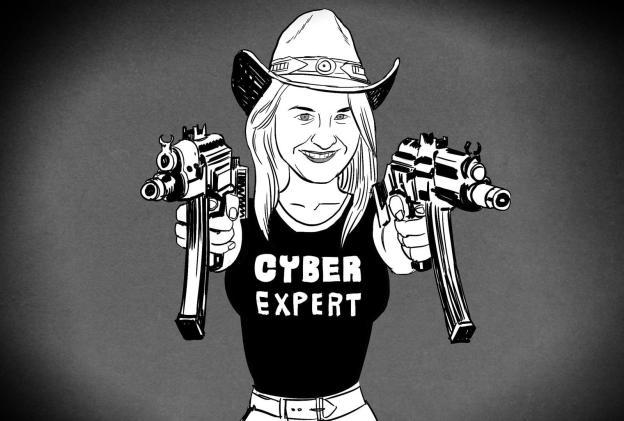 Maria Butina: Cybersecurity charlatan, spy