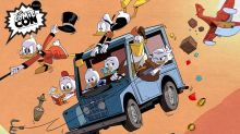 'DuckTales' Cast Previews Modernized Reboot, Answers Burning Launchpad Question