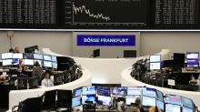 European shares fall as growth worries linger, Nokia tumbles