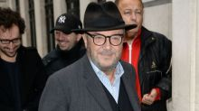 George Galloway sacked by talkRADIO over 'anti-Semitic tweet'