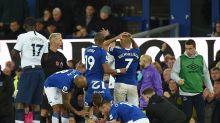 Premier League : L'effroyable blessure d'André Gomes, les joueurs sous le choc