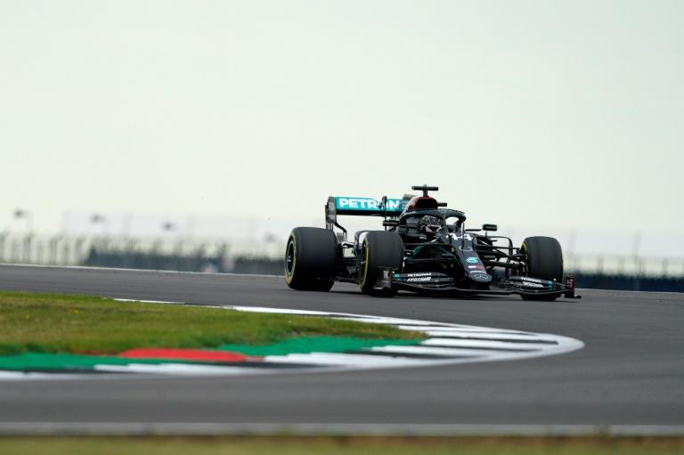 Hamilton on top at Silverstone as 'victims' Mercedes make rivals sweat