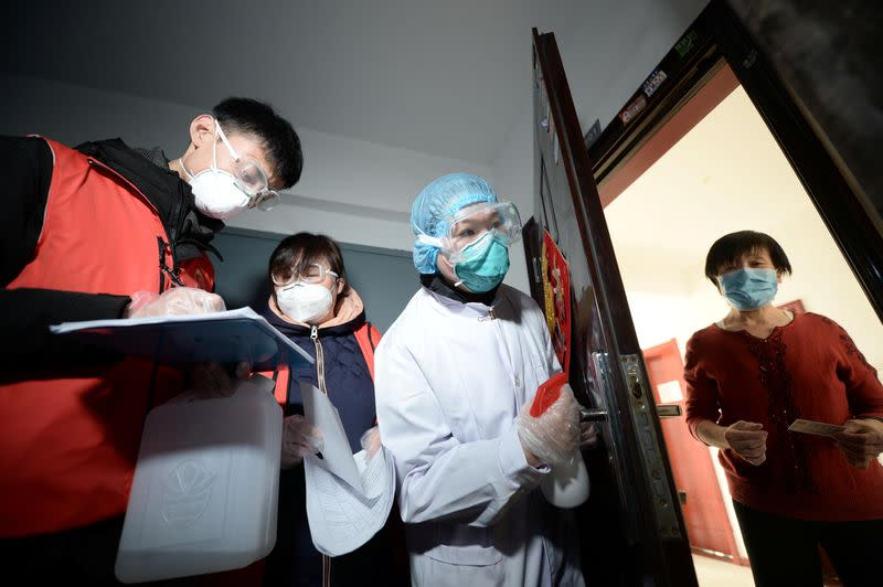 China reports huge spike in Coronavirus cases, deaths after changing Hubei criteria