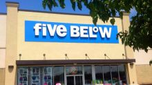 Five Below (FIVE) Stock Pops As Q3 Sales Jump 29%