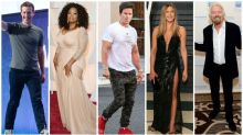Mark Wahlberg isn't the only celeb with a punishing daily schedule