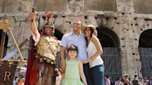 Als Legionär verkleidet durch Rom laufen? Verboten!