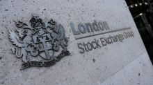 Sterling surge pulls FTSE back, RPC soars on private equity interest