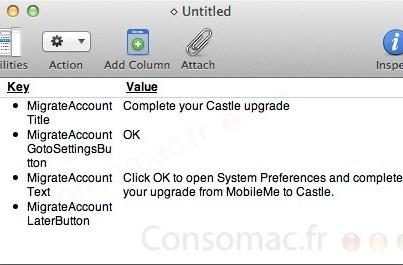 Rumor: Evidence for a Castle in the 'iCloud' for Lion