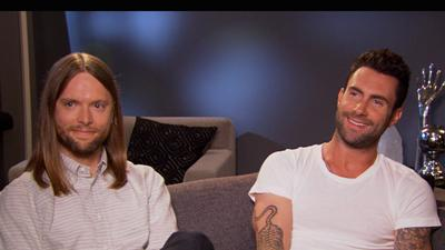 What Do The Maroon 5 Guys Think Of Adam Levine Being On 'The Voice'?