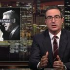 John Oliver dissects the revelations of the Mueller report on  Last Week Tonight