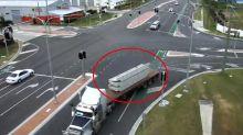 Photo on Queensland road taken 'moments before catastrophe struck'