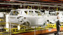 Los pedidos industriales se desploman el 22,3 % en noviembre