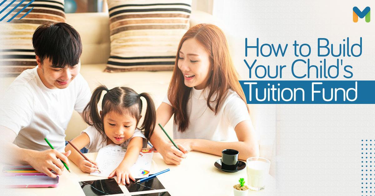 Building Your Child's Tuition Fund: A 5-Step Guide for New Parents