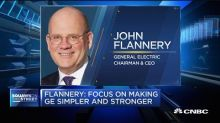 Flannery: Focus on making GE simpler and stronger