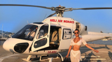 Bella Hadid im sexy Outfit in Monaco– hot or not?