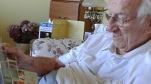This 92-year-old birthday boy received 4,500 cards from around the world