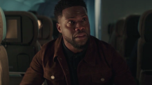 Watch an extended version of Kevin Hart's hilarious 'Hobbs and Shaw' cameo