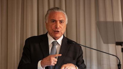 PF indicia Michel Temer e mais dez pessoas