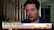 New apps help Aussie seniors age gracefully