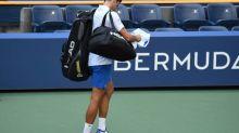 US Open (H) - US Open : Novak Djokovic, disqualifié, a zappé la conférence de presse