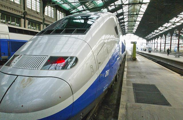 France wants autonomous high-speed trains by 2023