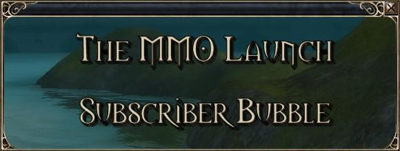 The MMO launch subscriber bubble
