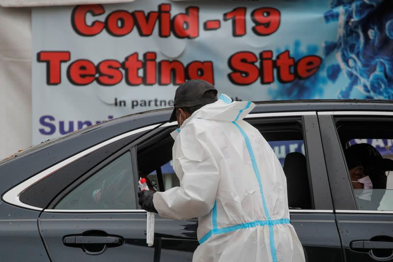New Jersey tightens restrictions as COVID-19 surges across the United States
