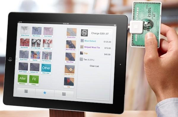 Square's new Register app turns the iPad into a full-on point of sale terminal