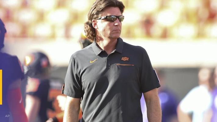 Oklahoma State coach Mike Gundy offers interesting opinion on getting back to football