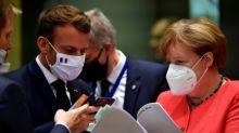 EU-Gipfel verabschiedet 1,8 Billionen Euro schweres Finanzpaket
